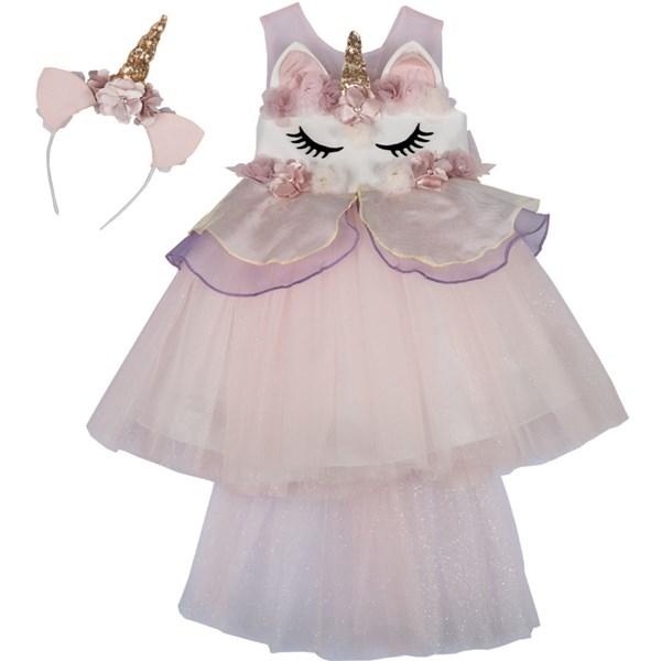 9136 Unicorn Kostüm 2