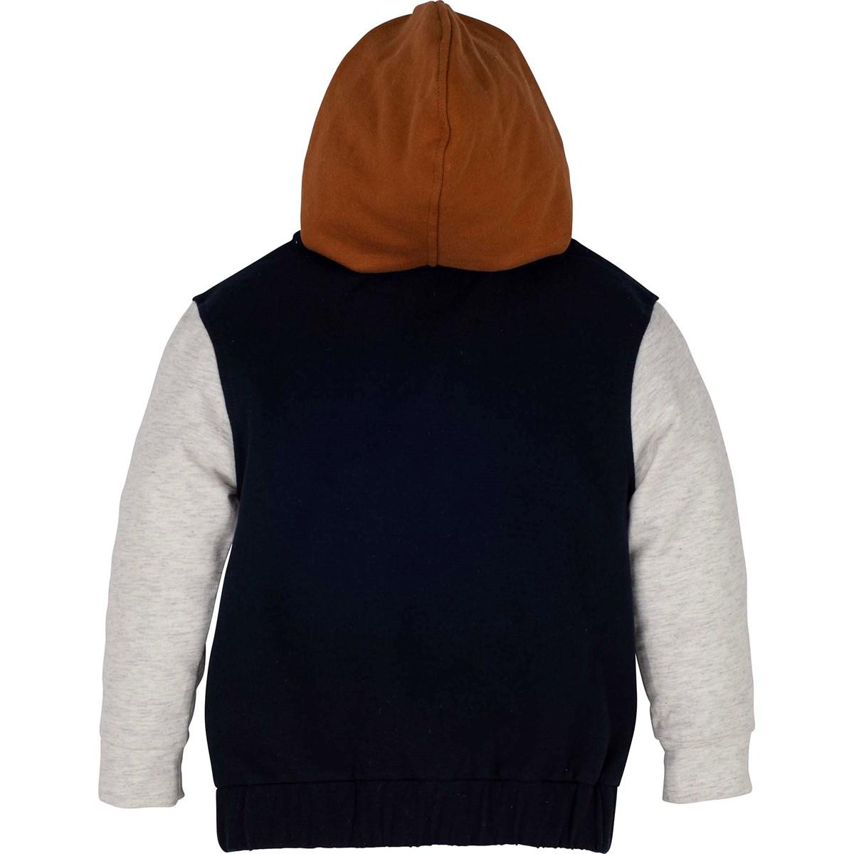 13082 Kapüsonlu Sweatshirt 3