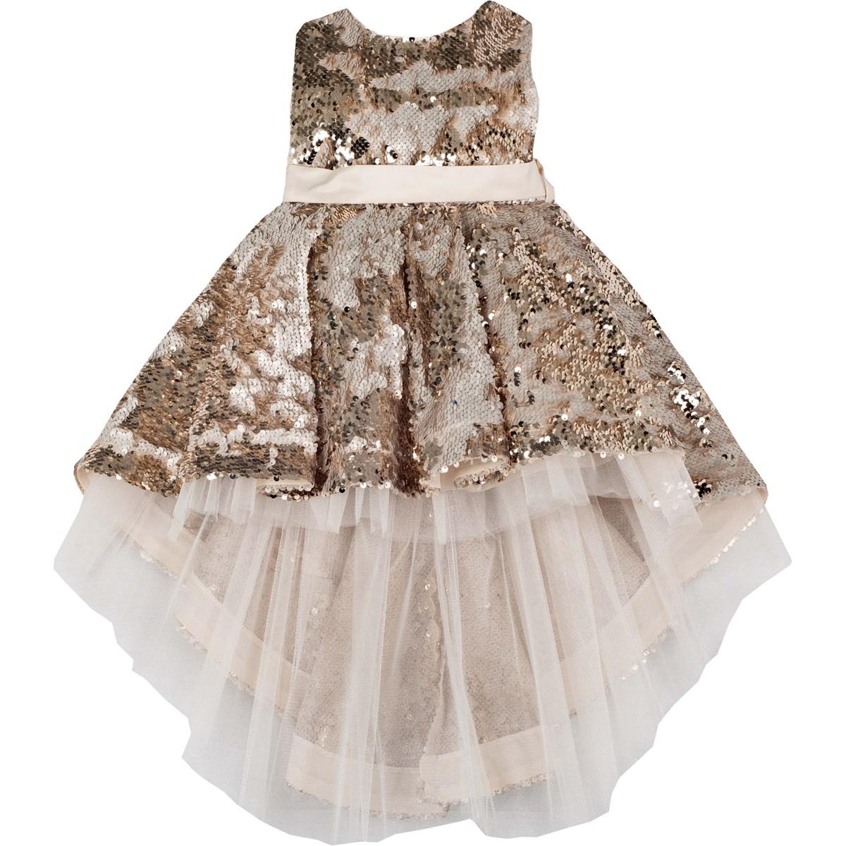 8400 Pullu Elbise 4