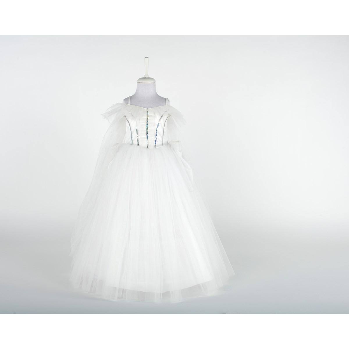 9352 Beyaz Kostüm 1