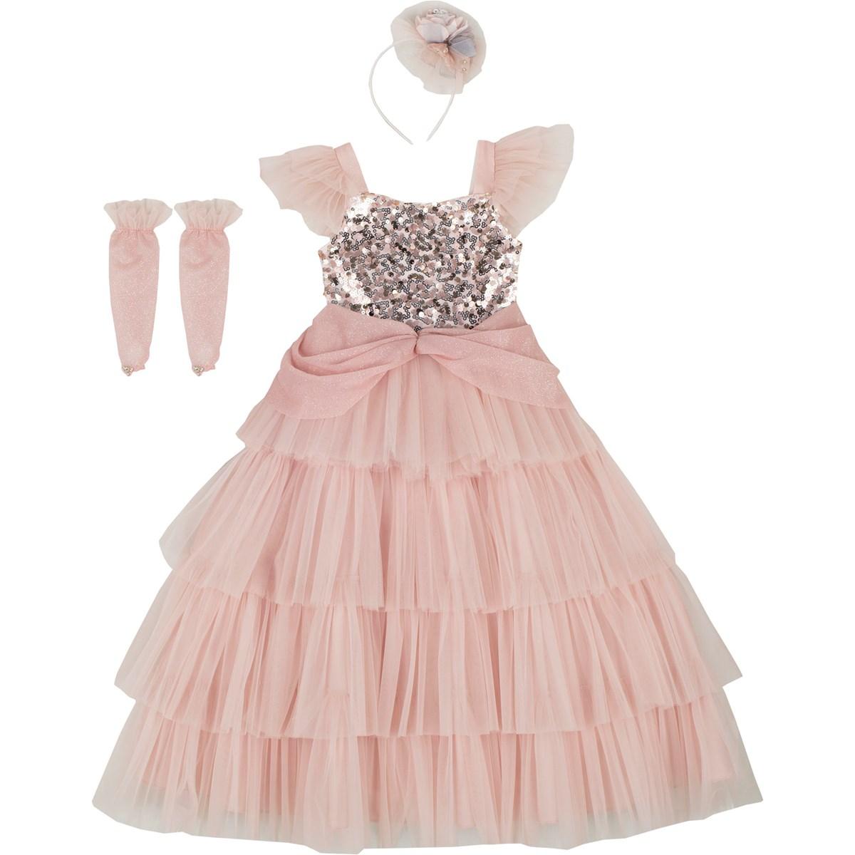 9464 Prenses Kostüm 1
