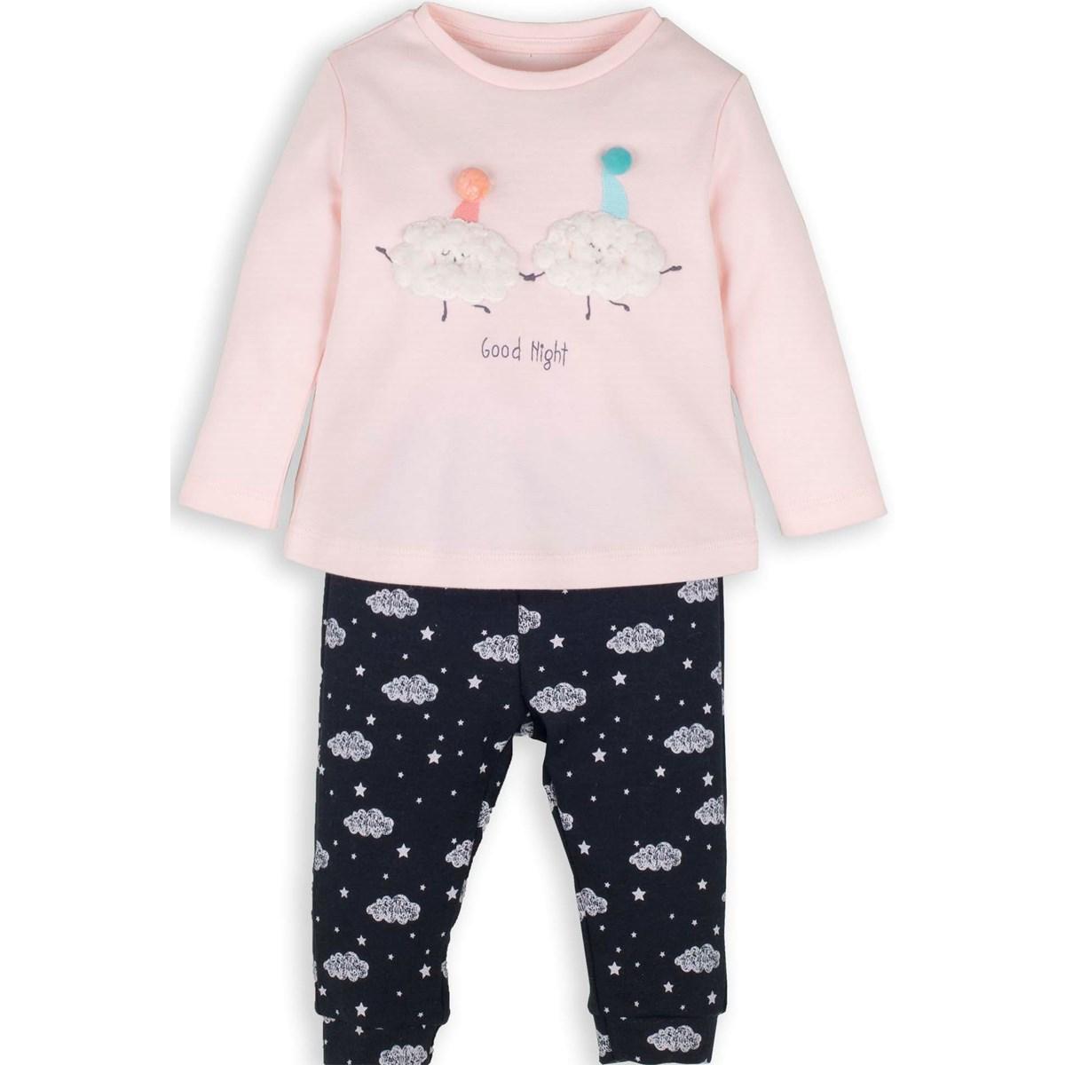 13703 Kiz Pijama Takim 1