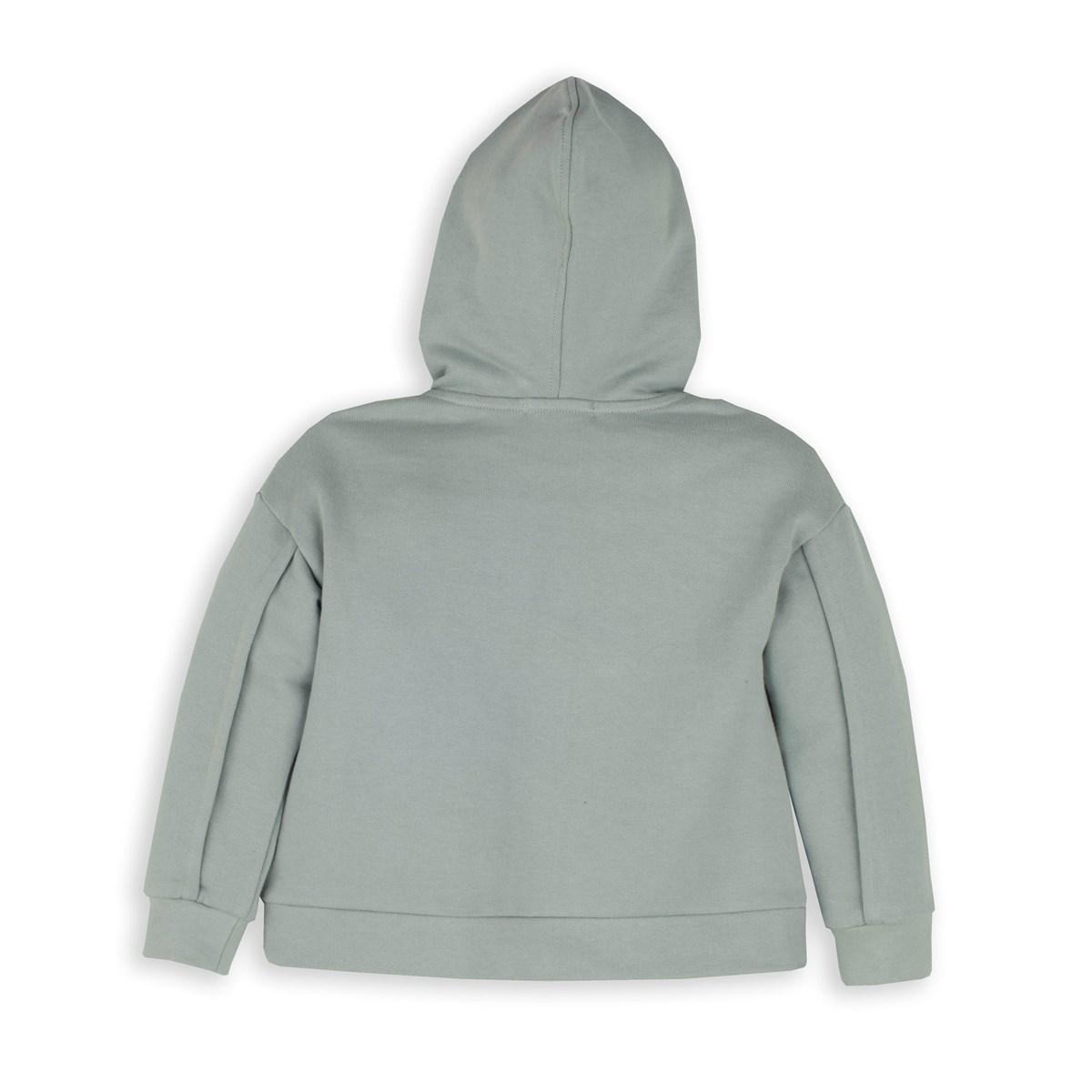 14016 Kapsonlu Sweatshirt 2