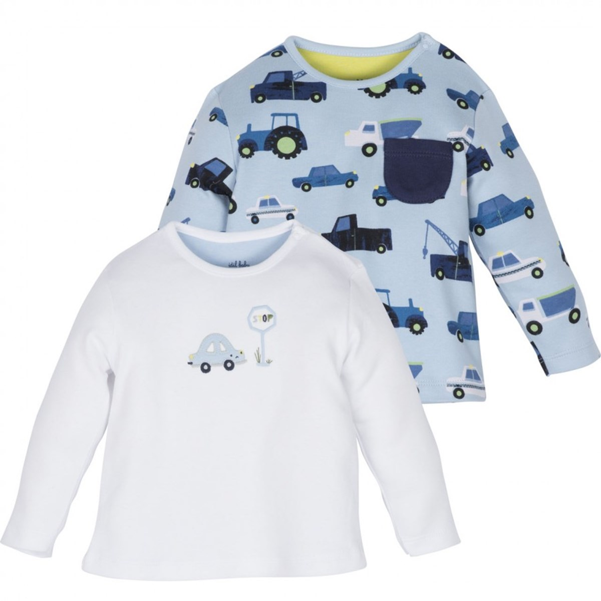 11943 2'li T-Shirt 1